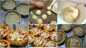 resep pizza rumah